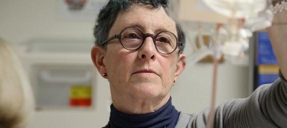 La doctora Joanne Kurtzberg, pionera en los tratamientos con sangre de cordón umbilical.
